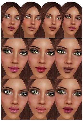 Skin & Shape Expo 2011 - Amacci - Lips