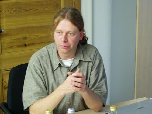 Johannes Lauber, Fair Handels Beratung Hessen