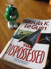The Dispossessed, by Ursula LeGuin