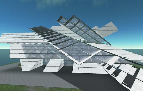 Estonia Virtual Embassy by Scope Cleaver