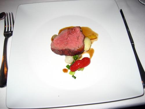 Seared Beef Tenderloin