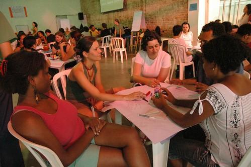 Oficina de Jornalismo Cultural - Teia 2007