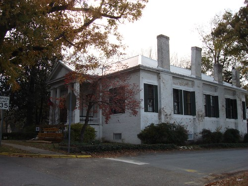1852 John W. Inzer Home, Ashville AL