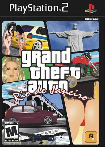 Resultado de imagem para GTA RIO ps2