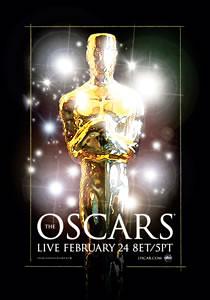 Cartel de los Oscar 2008