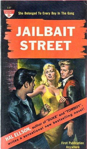 Jailbait Street by Biff Bang Pow.