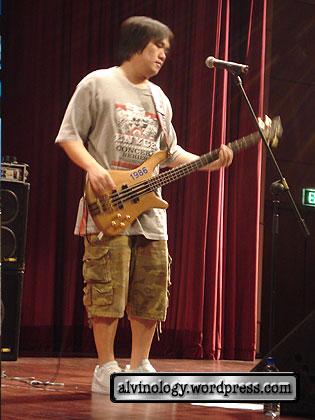 Introducing Free Night - bassist