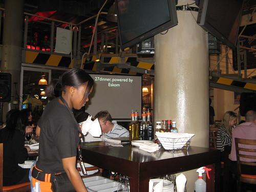 27 Dinner on 27 November 2007 - 13