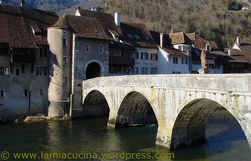 St. Ursanne Brücke