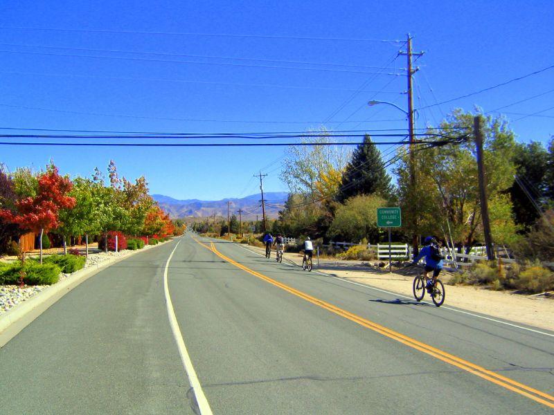 Fall Colors on Winnie Lane