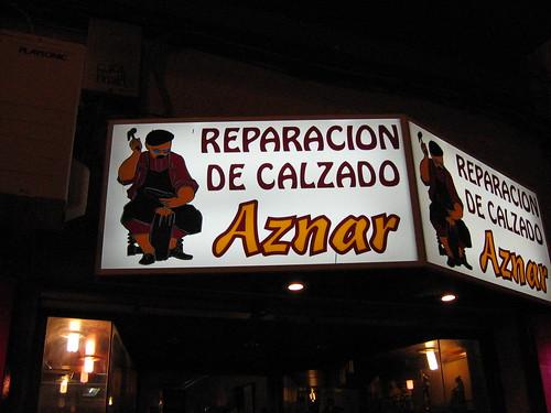 Zapatero Aznar