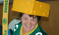 Melody, the Cheesehead