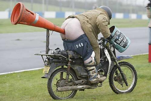 Moto Gas Natural