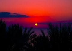Radiating Beauty ~ Cayman Sunset