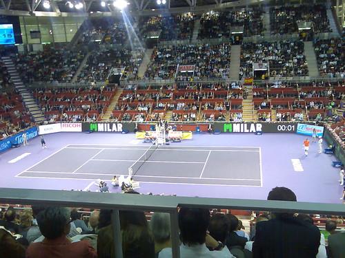 Masters Tennis Madrid 07