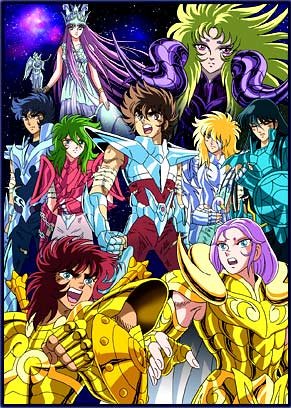 saint seiya - hades ova covers