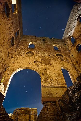 Architecture Under The Stars