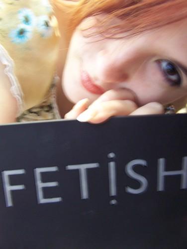 fetishist