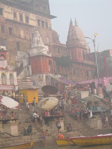 Ghat a Vanarasi
