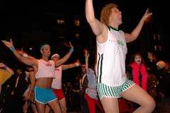 Halloween Parade 2007: Richard Simmons and Swe...