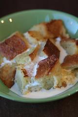 Orange-Honey Bread Pudding 2