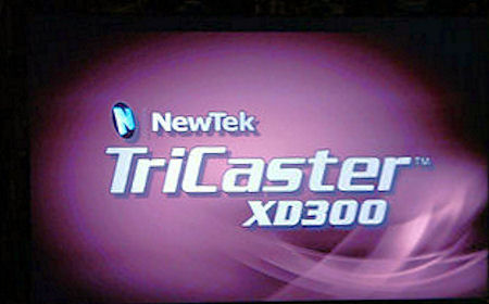 TriCaster XD300 Provides Portable Live Production in HD/SD