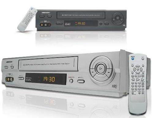 Videorecorder Aldi