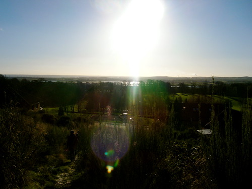 View With Sunbeam