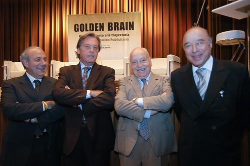 Ganadores Golden Brain 2007