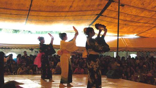 Akimatsuri - Danza tradicional japonesa