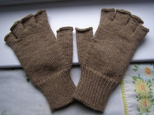 flyfishing gloves - take 2