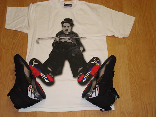 Chaplin Rocking OG color way 8's Dec 22 release