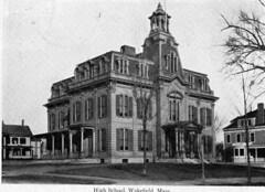 Wakefield High School