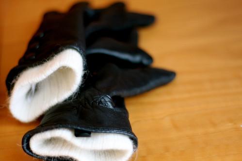 Monday: Double Gloves