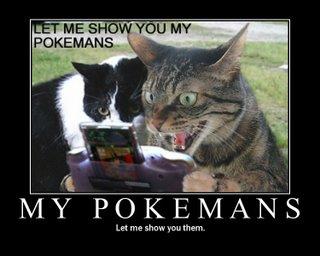 My Pokemons