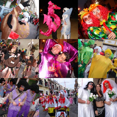Pasacalles Carnaval 1