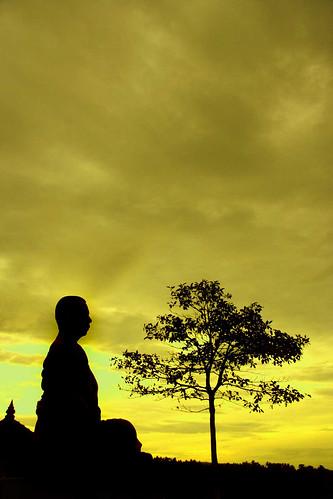 meditation by sudjuanda