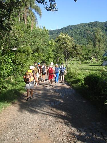 Radical Trekking - Santa Maria - Itaara RS - 20/01/2008 por Clube Trekking Santa Maria RS - BRAZIL.