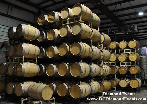 Prince Michel Wine Barrels