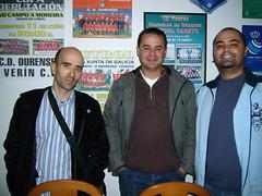 Convenio CD Ourense CD Maceda