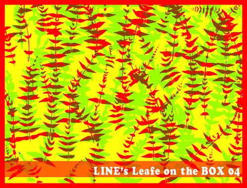 LINEart DIY BOX Pattern 04