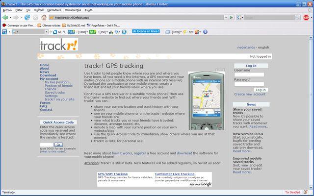 trackr!