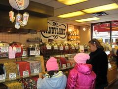 Inside Candyland
