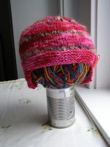 llama mama helmet hat