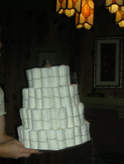 Diaper Cake Stage 1