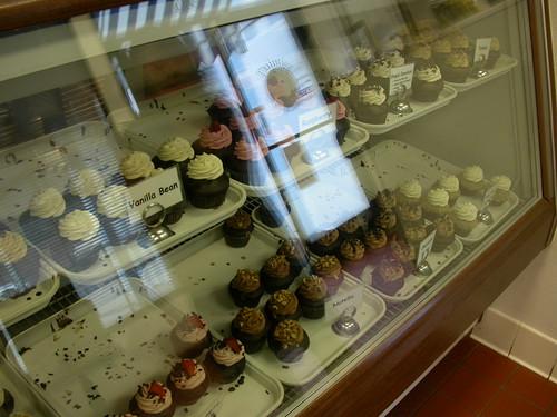 Dainties display