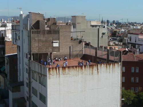 école Barcelone