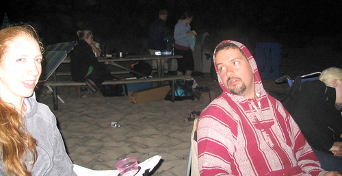 20070802-05 - Assateague Island beach camping - night - Nicole, Clint - bombed - (by Christian) - 1065673323_c6783597fb b