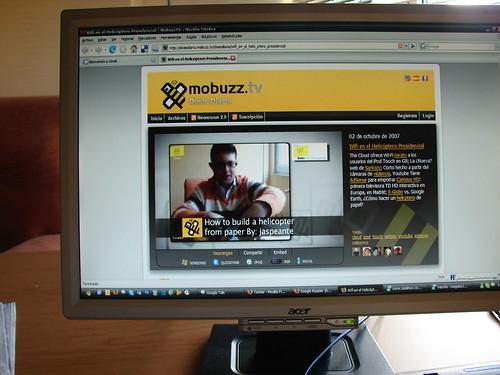 Salgo en MobuzzTV