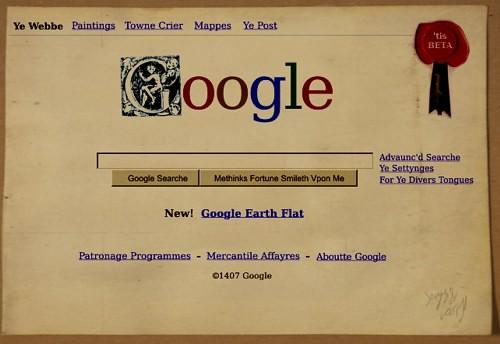 Google 1407